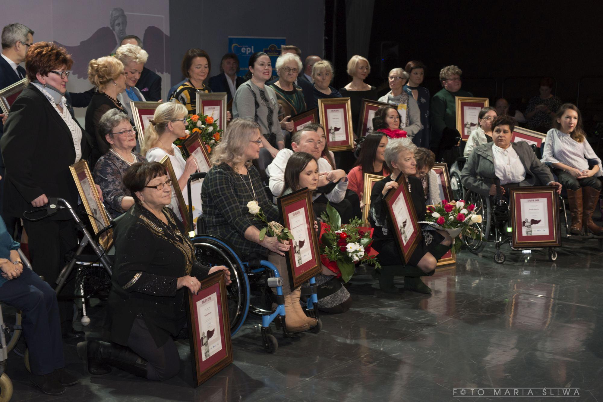 Uroczysta gala Lady D. 2018 w Katowicach